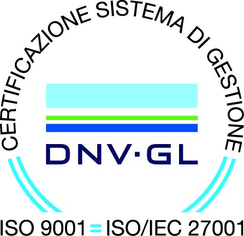 Certificazione ISO 9001 IEC 27001